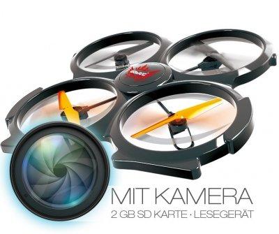 udi u829a quadrocopter g nstige drohne mit kamera. Black Bedroom Furniture Sets. Home Design Ideas