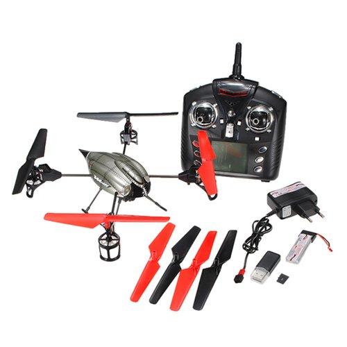 Lieferumfang der V959 Drohne