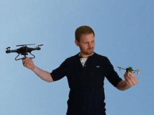 Vergleich & Test von Drohnen