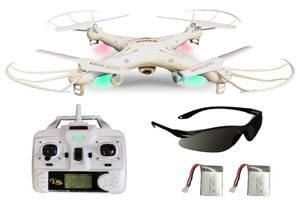 Quadrocopter Syma X5C Explorer Vergleich