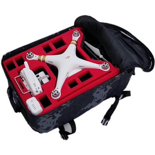 Guter Drohnen Rucksack von MC Cases