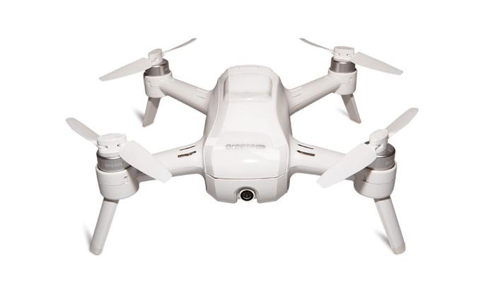Yuneec Breeze Drohne die folgt