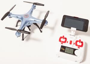 Drohnen 2016 Test: Syma X5HW Quadrocopter