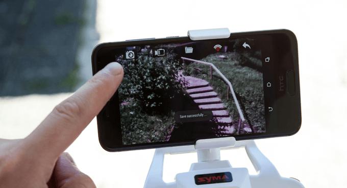 FPV-Drohne Syma X5HW im Test