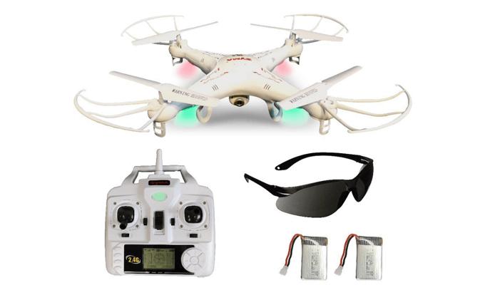 Syma X5C Explorer Quadrocopter im Vergleich