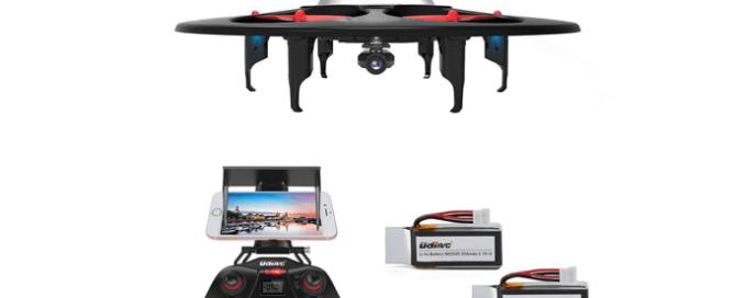 UDI U845 Drohne Test