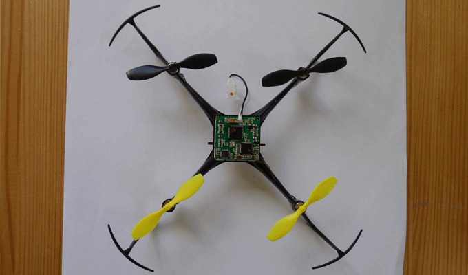 Blade Nano Quadrocopter im Test