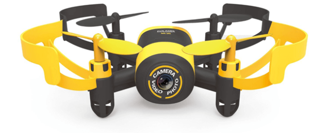 Hasakee Mini RC Quadrocopter Test
