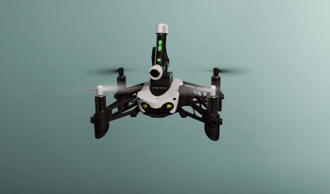 Parrot Mambo Test: Mini Quadrocopter Testbericht