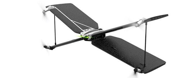 Parrot Swing: Halb Flugzeug, halb Quadrocopter