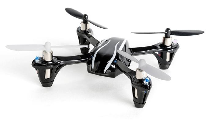 Beste Drohne für Kinder: Hubsan X4