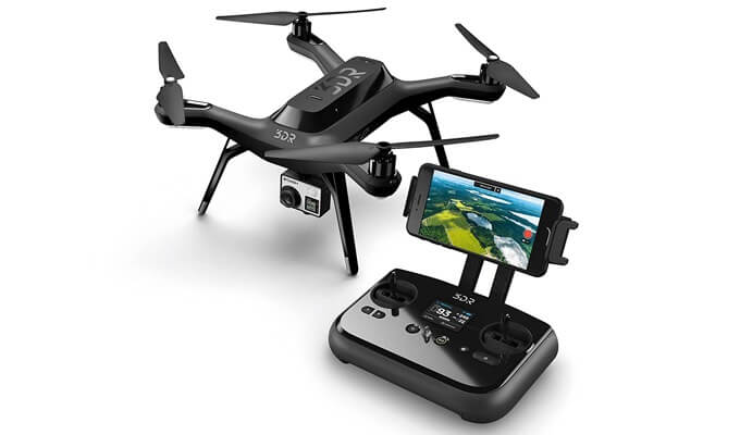 drohne f r gopro diese 3 copter eignen sich f r actioncams. Black Bedroom Furniture Sets. Home Design Ideas