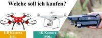 Die besten Drohnen mit Kamera 2019 im Vergleich