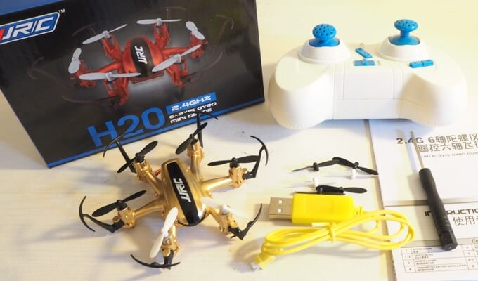 jjrc h20 mini hexacopter im test leider nicht empfehlenswert. Black Bedroom Furniture Sets. Home Design Ideas