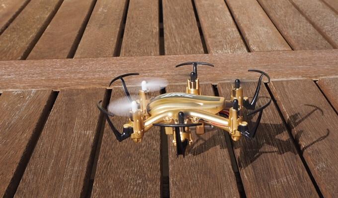 Drohnen Test mit dem JJRC H20 Hexacopter