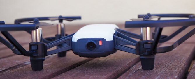 Mini Drohne mit Kamera: Ryze Tello
