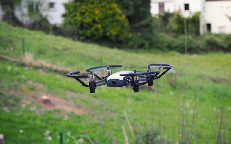 Ryze Tello Review: Wie gut ist die Drohne
