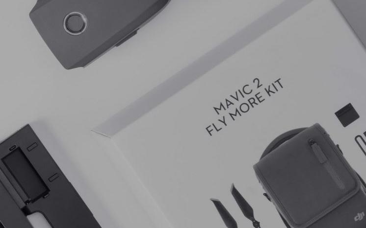 DJI Mavic 2 Fly More