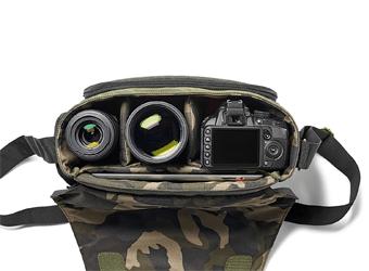 Manfrotto DSLR-Tasche mit Platz für UAV