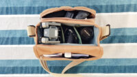 Tasche für Drohnen Test