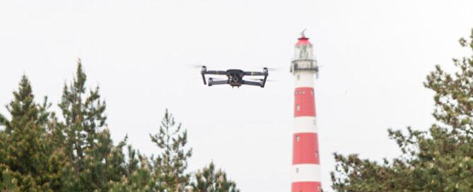 Beste Drohne für den Urlaub: DJI Mavic Pro
