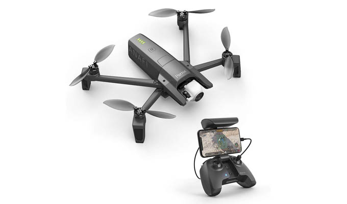 Parrot Anafi Drohne knapp über 500 Euro