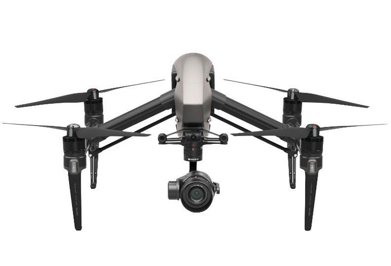 DJI Inspire 2 Drohne: Professionelle Kameradrohne für Videos