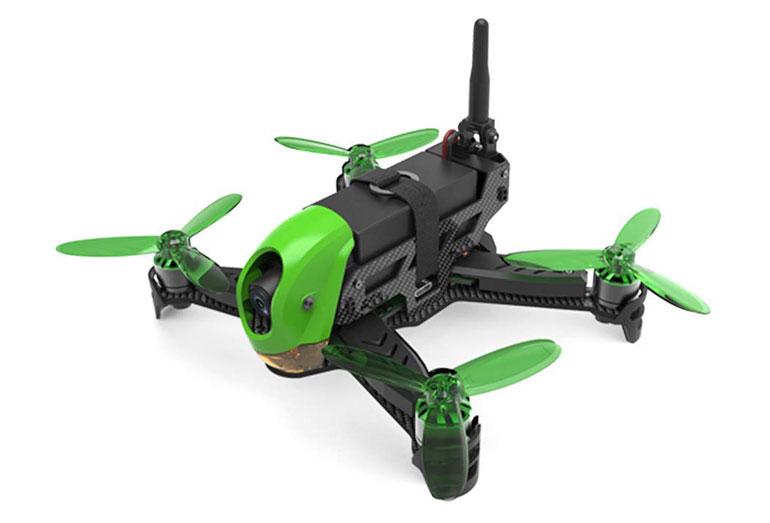 Günstige Racing Drohne für Anfänger: Hubsan H123D