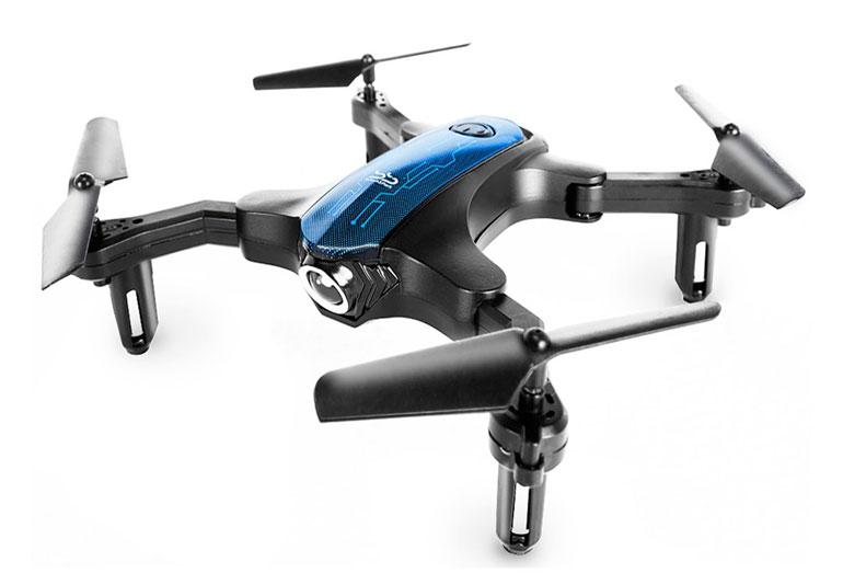 Sehr gute Drohne für Anfänger: ScharkSpark Warrior