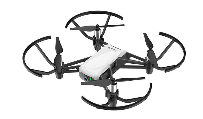 Ryze Tello Quadrocopter in Weiß