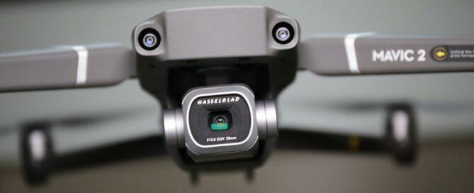 DJI Mavic 2 Pro Test der neuen Hasselblad Kamera