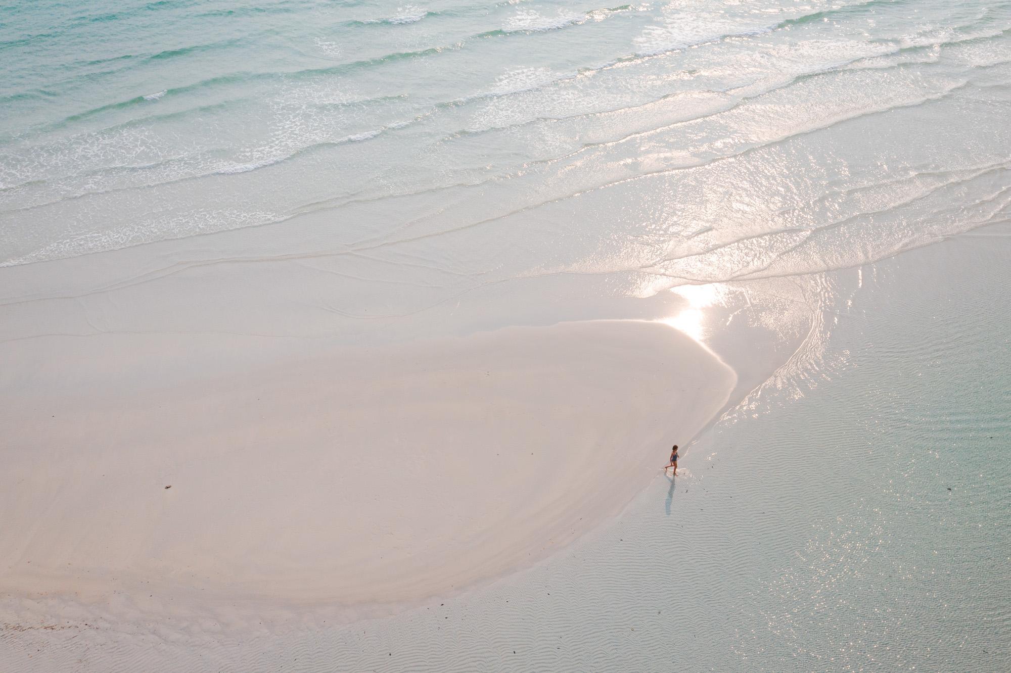 Strandbilder mit der Drohne: DJI Mavic 2 Pro im Urlaub