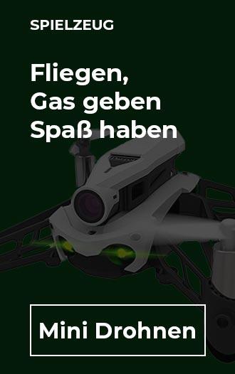 Drohnen-Vergleich: Mini Drohnen und Nano Copter