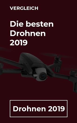 Drohnen 2019 im Vergleich: Top Multicopter im Ranking