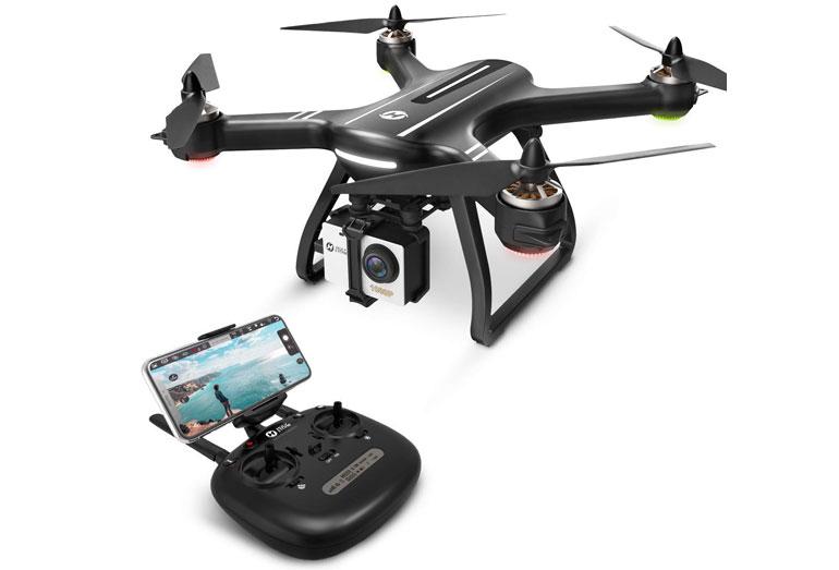Holy Stone HS700 Drohne mit Gimbal für GoPro Kameras