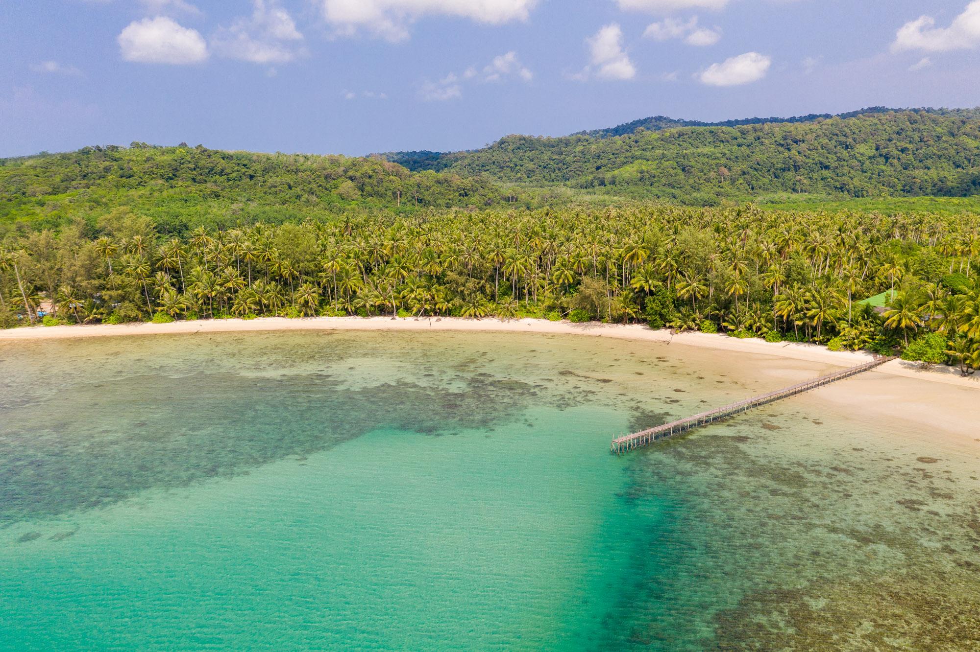 Mit der Drohne in Thailand: Ko Kut aus der Luft