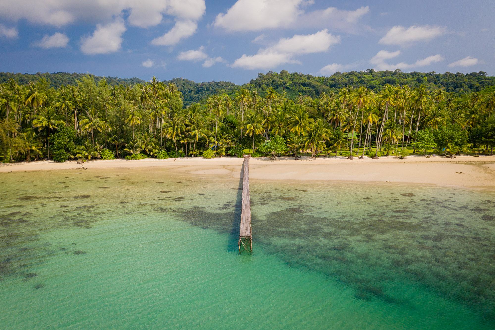 Thailand & Drohne: Mit der DJI Mavic 2 Pro reisen