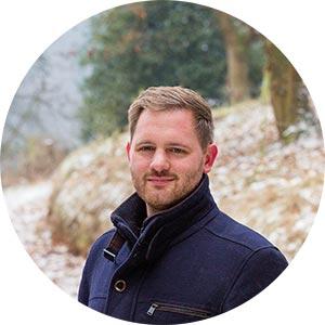 Drohnen-Blogger Sebastian Domke