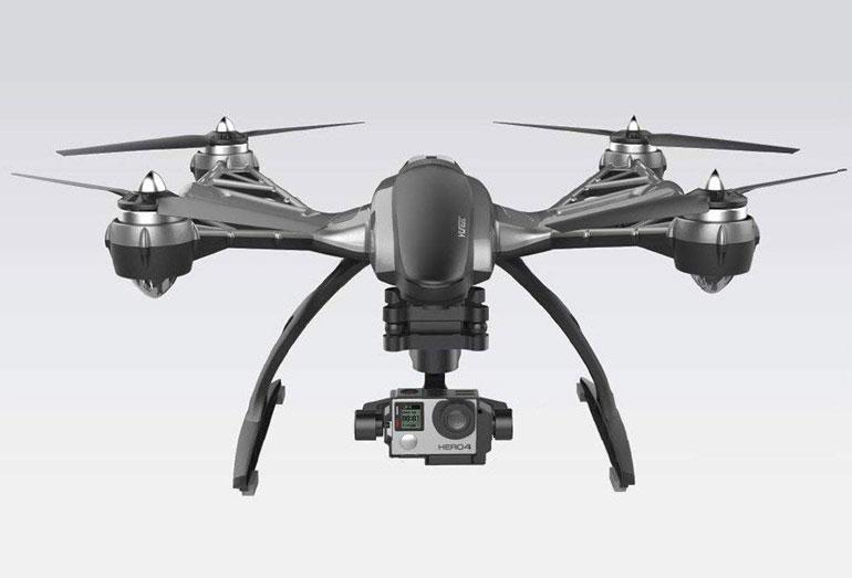 Yuneec Q500 Typhoon für GoPro Kameras