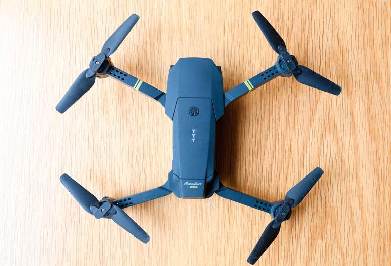 Drone X Pro Test: Die Drohne X Pro im Detail