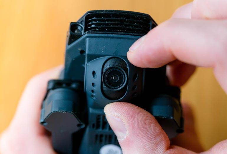 Drohne X Pro: Kamera im Test