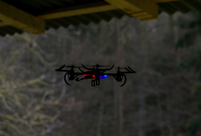 Holy Stone HS170 Testbericht: Gute Drohne für Anfänger