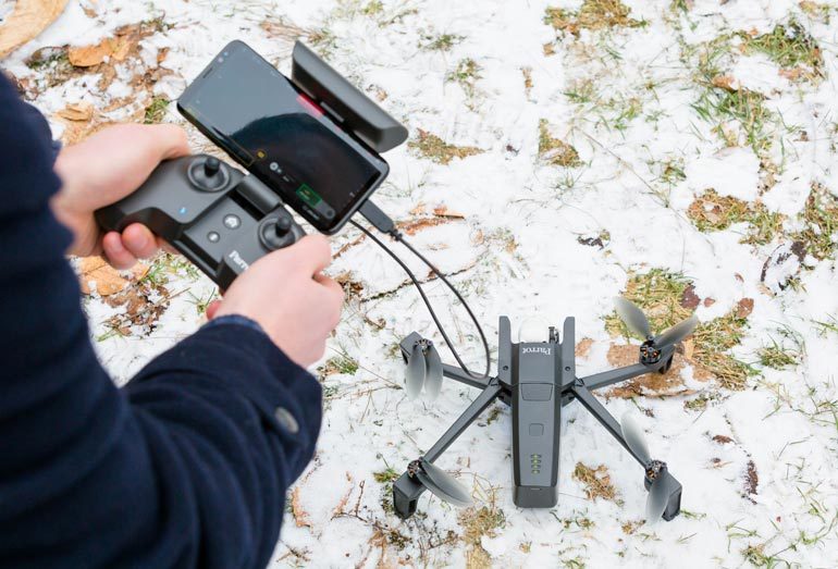 Parrot Anafi Testbericht: Hands on Review