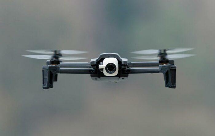 Parrot Anafi im Test: So fliegt der Quadrocopter