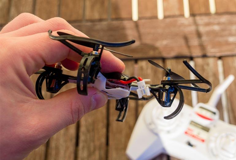 Akku / Batterie Holy Stone HS170 Predator Drohne