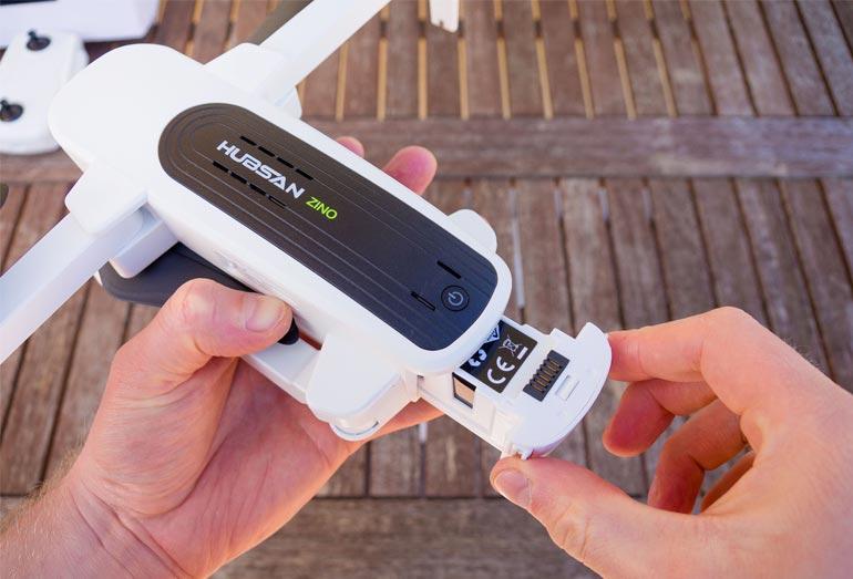 Hubsan Zino Review: So gut ist die Drohne im Vergleich