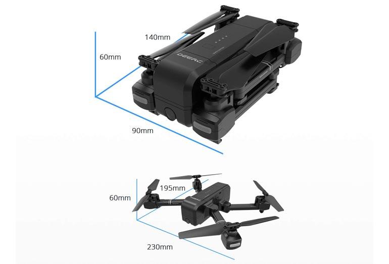 DEERC DE25 Test: Die Drohne im Vergleich