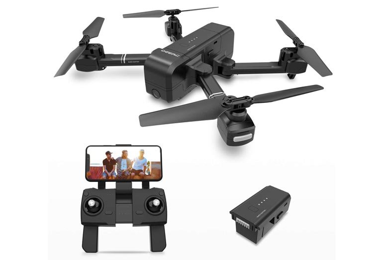 DEERC DE25 im Drohnen-Vergleich