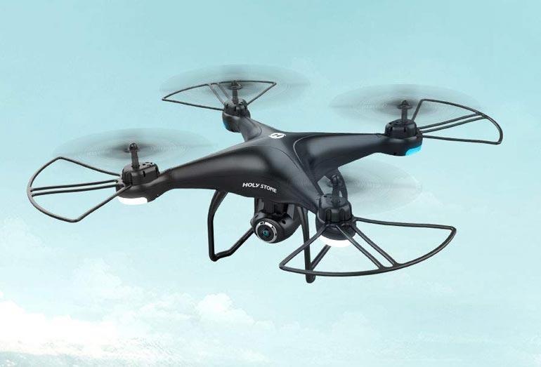 Holy Stone HS120D gut oder nicht? Der Quadrocopter im Review