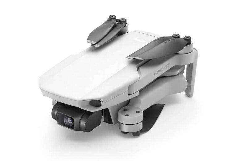 DJI Mavic Mini Drohne im Vergleich